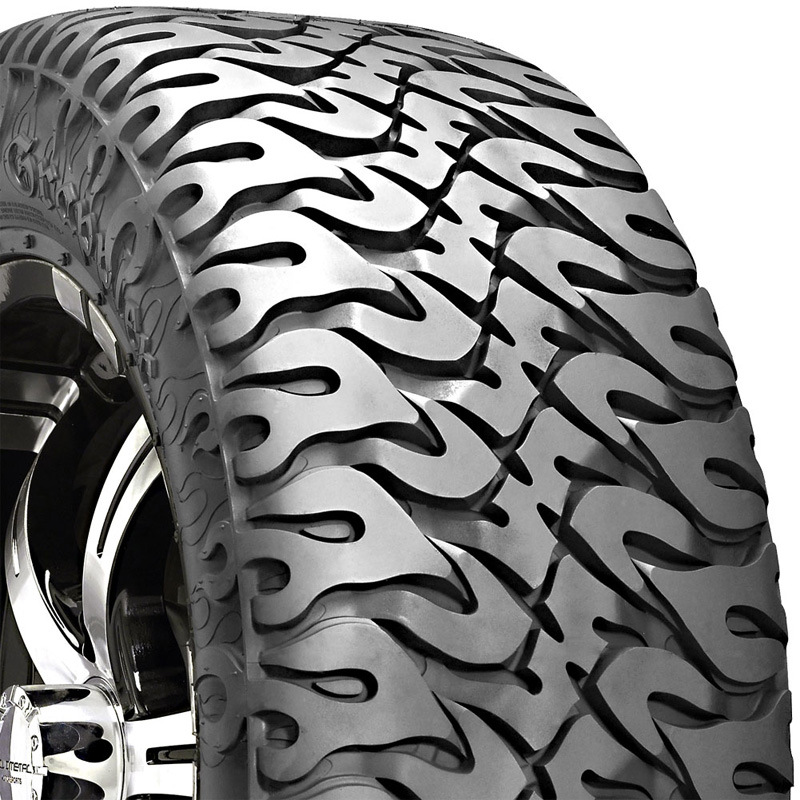 Nitto Dune Grappler Tire LT325 /65 R18 121R D2 BSW - 202850