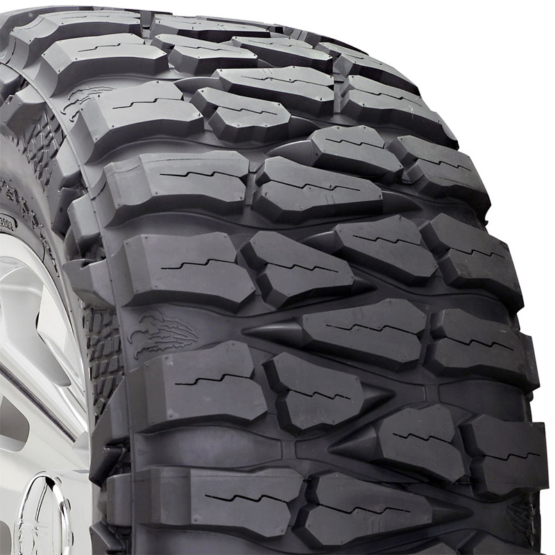 Nitto Mud Grappler Tire 37 X13.50R22 LT 123Q E2 BSW - 200530