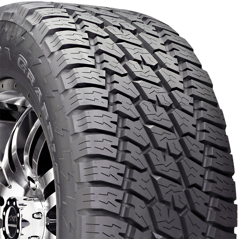 Nitto Terra Grappler AT Tire 265 /70 R16 112S SL BSW - 200960
