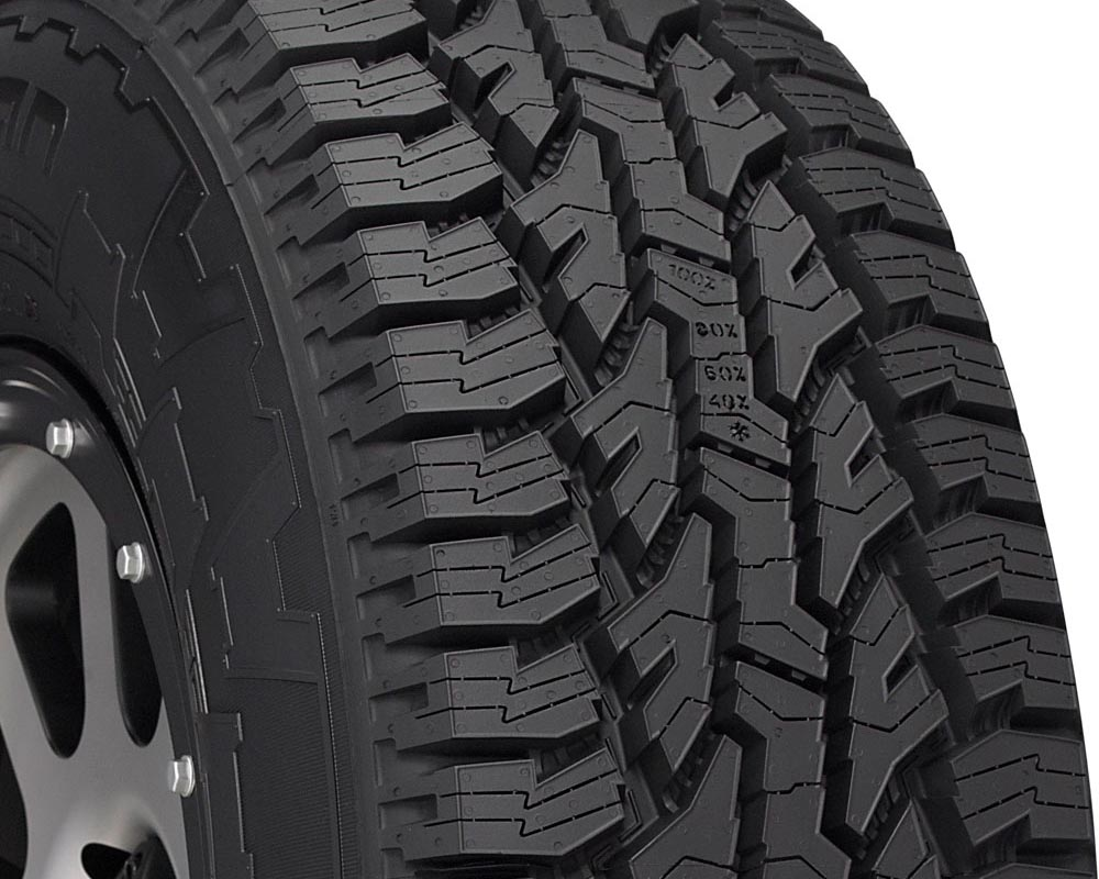 Nokian Tire Rotiiva AT Plus Tire LT245/75 R16 120S E1 BSW - T429389