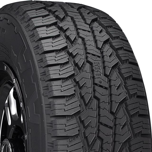 Nokian Tire Rotiiva AT Tire LT245/75 R17 121S E1 BSW - T428205