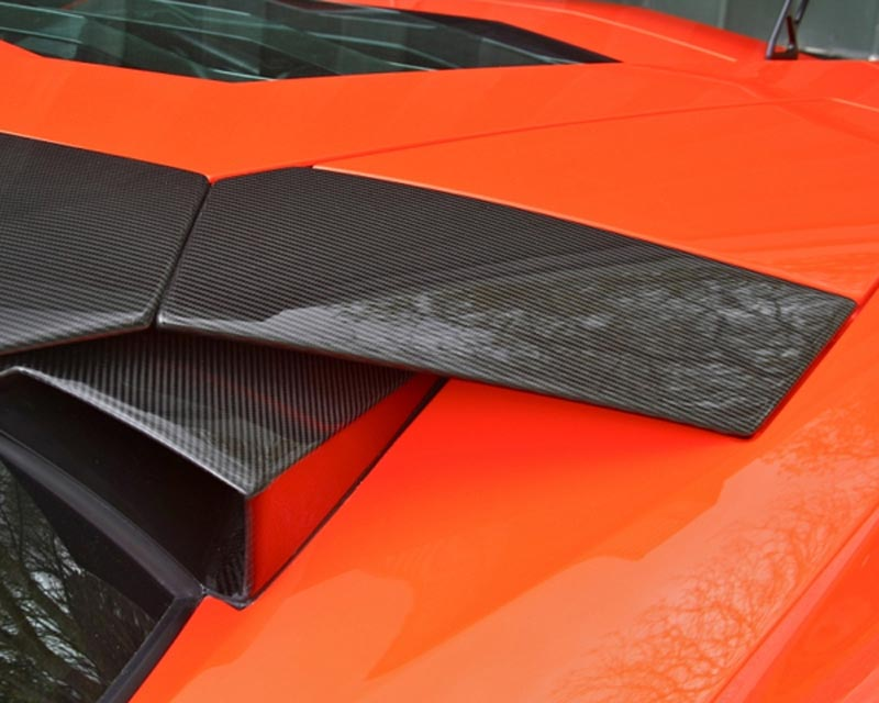 Oakley Design Carbon C-Pillar Covers Lamborghini Aventador LP760 11+ - OD/LP700/CFA/010u