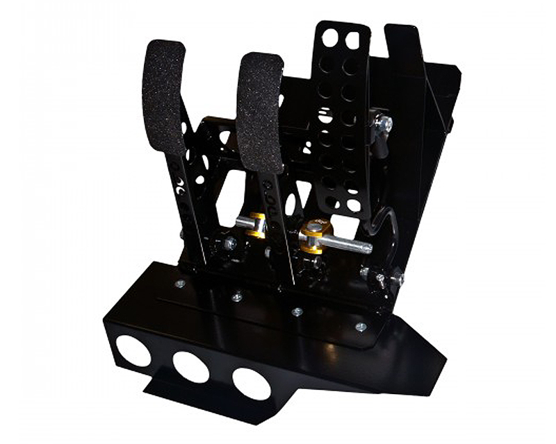 obp Motorsport Track-Pro Left Hand Drive Hydraulic Clutch Pedal Box BMW 325i E46 99-05 - OBPBLE462