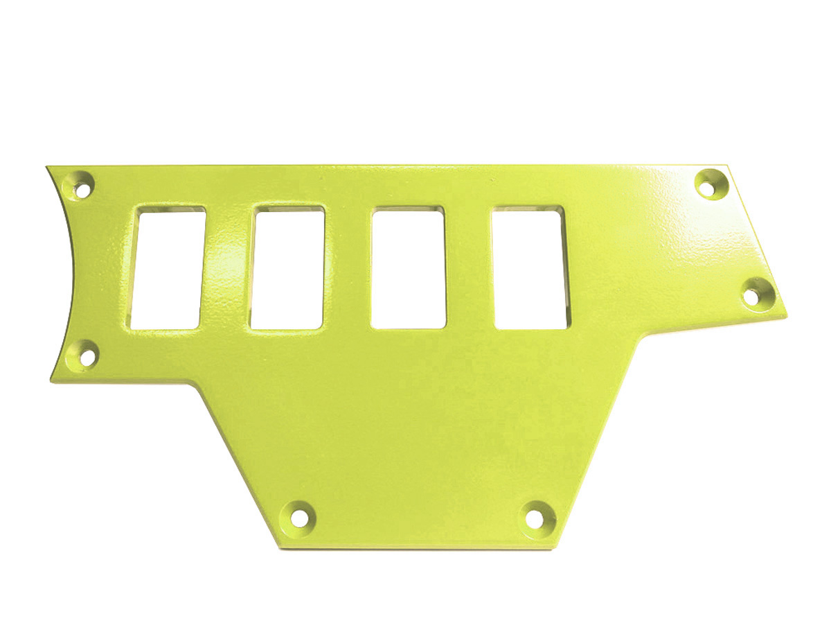 ODL-217097 PRP Seats | Lime Squeeze 4 Switch Dash Plate - Right Side ...