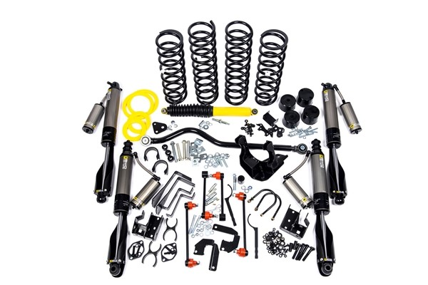 ARB 4 Inch Complete OME Kit with BP-51  Jeep Wrangler JK - OMEJK4BP51