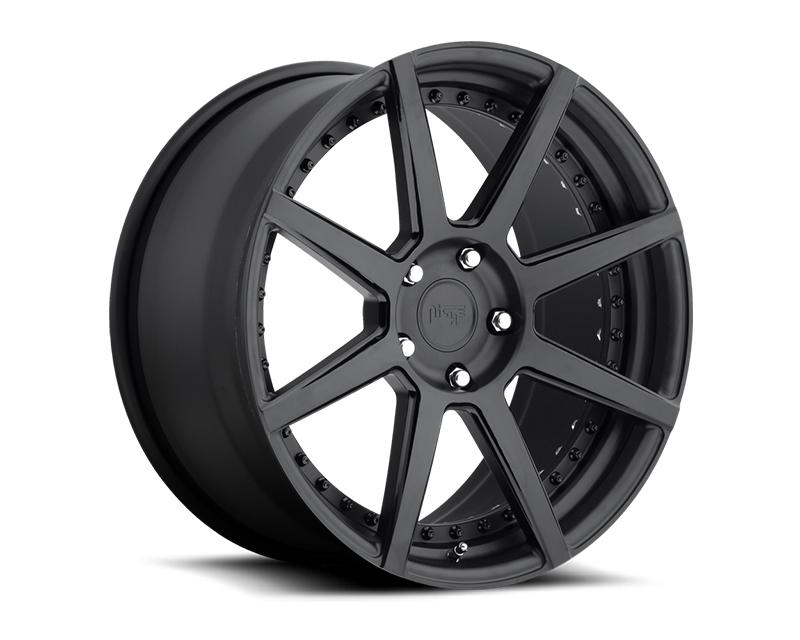 Niche Wheels 3-Piece Series Nyx P74 24 Inch Wheel - P74NYX24