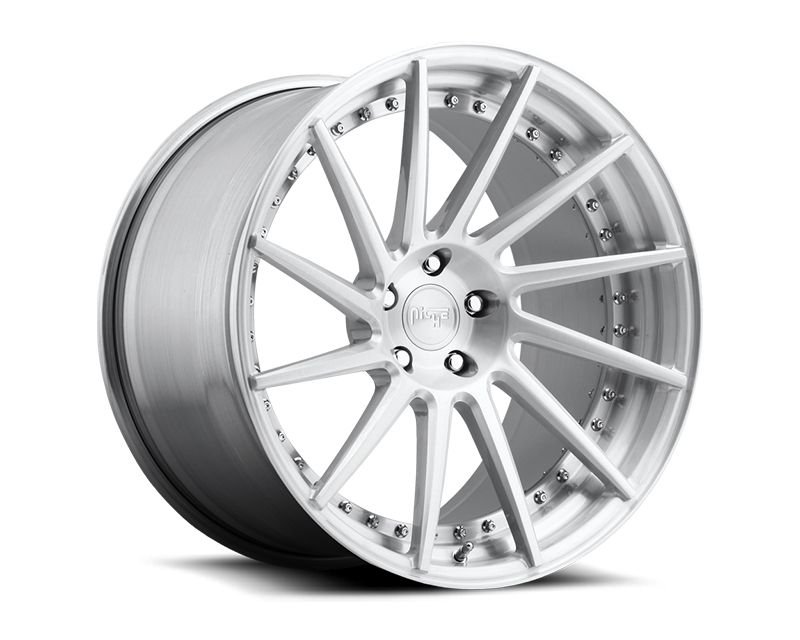 Niche Wheels 3-Piece Series Surge P75 19 Inch Wheel - P75SURGE19