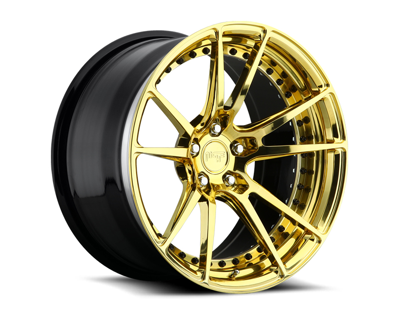 Niche Wheels 3-Piece Series Grand Prix P83 18 Inch Wheel - P83GRANDPRIX18