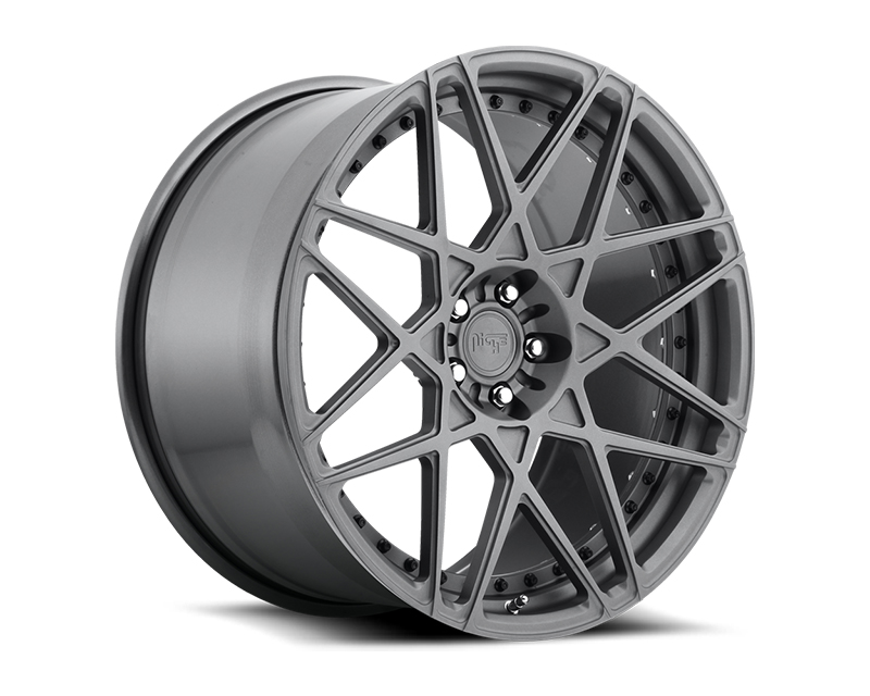 Niche Wheels 3-Piece Series Alpine P86 18 Inch Wheel - P86ALPINE18