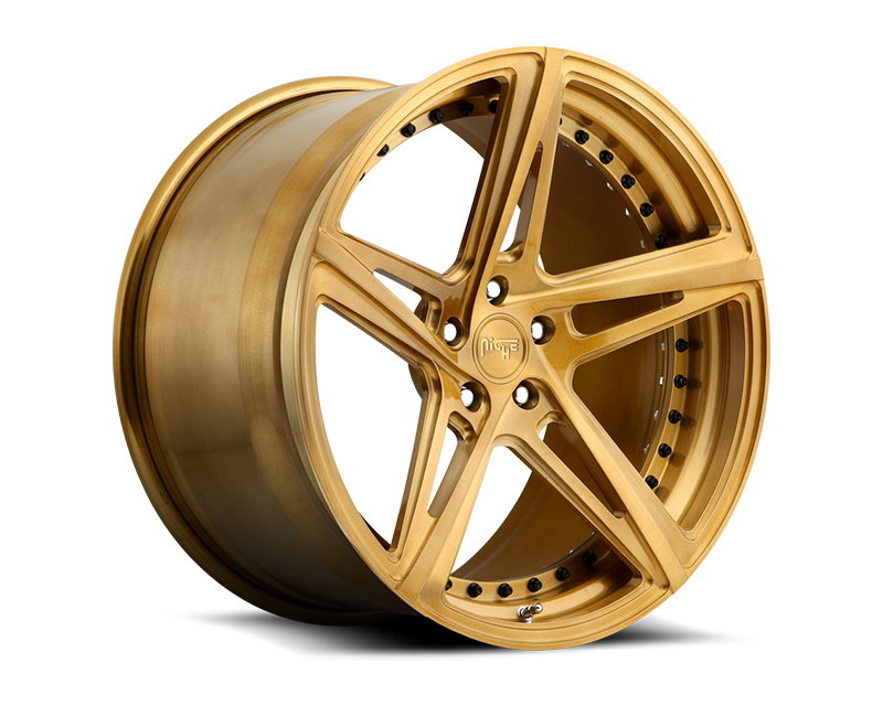 Niche Wheels 3-Piece Series Mulsanne P91 21 Inch Wheel - P91MULSANNE21