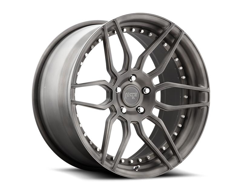 Niche Wheels 3-Piece Series Vella P92 18 Inch Wheel - P92VELLA18
