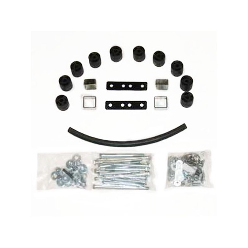 2 Inch Body Lift Kit 86-89 Toyota 4Runner w/Manual Trans or Auto w/Bracket 2WD/4WD Gas Performance Accessories - PA5082
