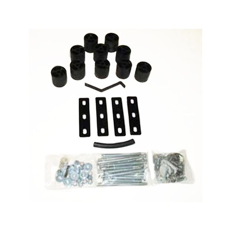 3 Inch Body Lift Kit 97-02 Ford Expedition 2WD/4WD Gas Performance Accessories - PA873