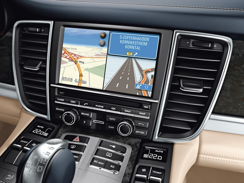 Porsche Tequipment Navigation Update For Pcm 3.0/3.1. For Vehicles From My10 Ss 99704490661 - 99704490661