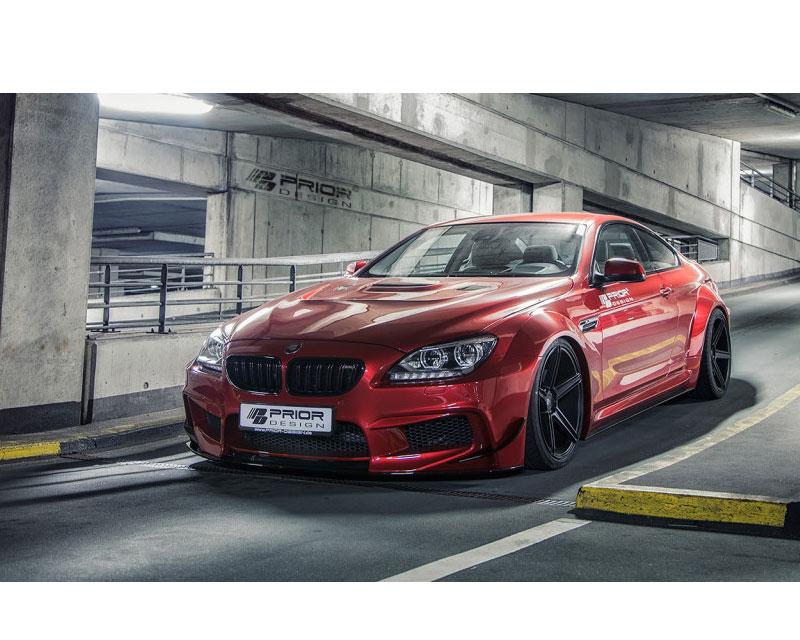 Prior Design PD6XX Widebody Aerodynamic Kit BMW 6-Series Coupe | Cabriolet F12 | F13 12-19 - 4260609891256