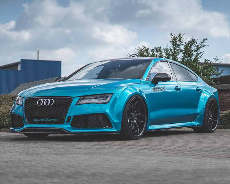 Prior Design PD700R Widebody Aerodynamic Kit Audi A7 | S7 | RS7 13-17 - 4260609890280