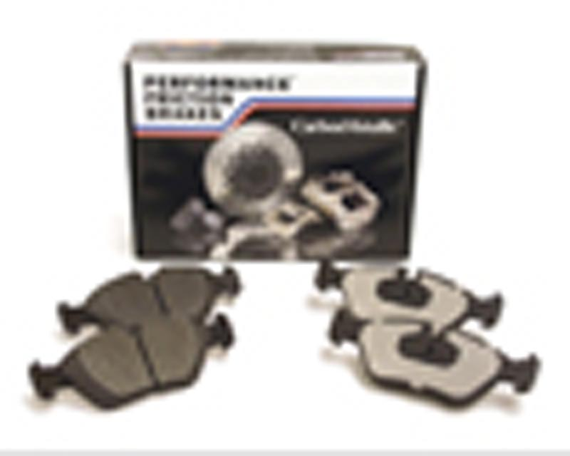 Image of Performance Friction Front Carbon Metallic Brake Pads Nissan R35 GT-R 09-12