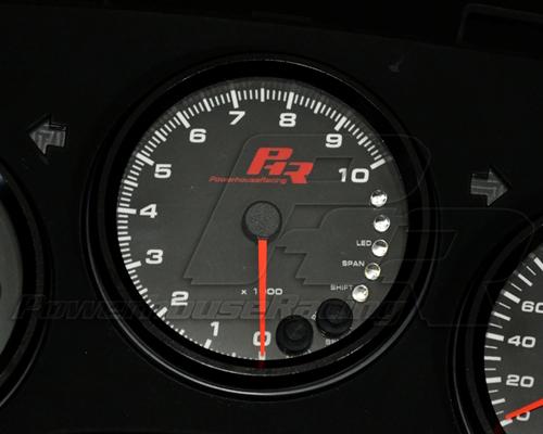 Image of Powerhouse Racing 10K Tachometer Lexus SC300 91-00