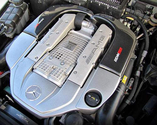 RennTech Stage 2 Power Package Mercedes-Benz E55 AMG Kompressor 03-06 - PKG.211.E55K.PERF02