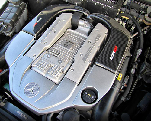 RennTech Stage 3 Power Package Mercedes-Benz CLS55 AMG Kompressor 2006 - PKG.219.CLS55K.PERF03