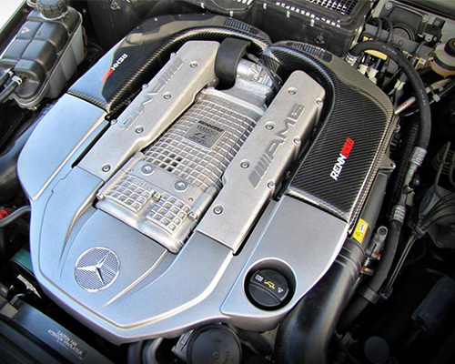 RennTech Stage 2 Power Package Mercedes-Benz CLS55 AMG Kompressor 2006