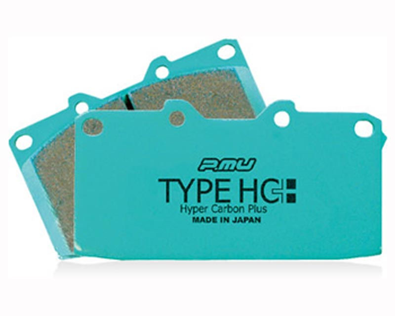 Project Mu Type HC+ Rear Brake Pad Nissan Skyline R33 GT-R 95-98 - PHR236