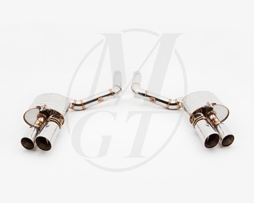 Meisterschaft Stainless GTS Ultimate Exhaust Porsche Cayenne V8 11+ - PO0511506