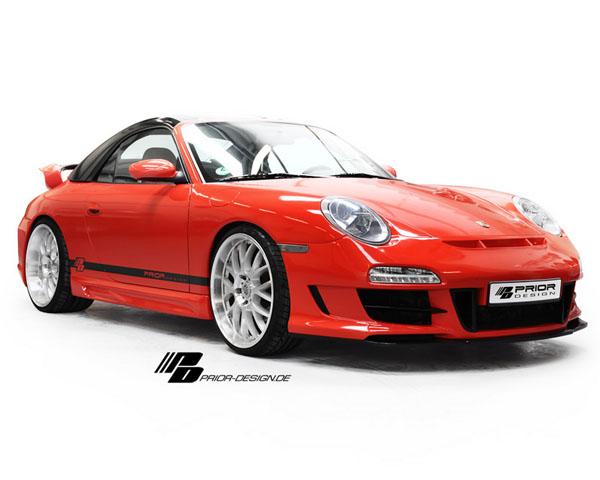 Prior Design 996 to 997 Conversion Front Fenders Porsche 996 98-05 - 4260609893502
