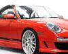 Image of Prior Design 996 to 997 Conversion Front Fenders Porsche 996 Carrera Turbo 98-05