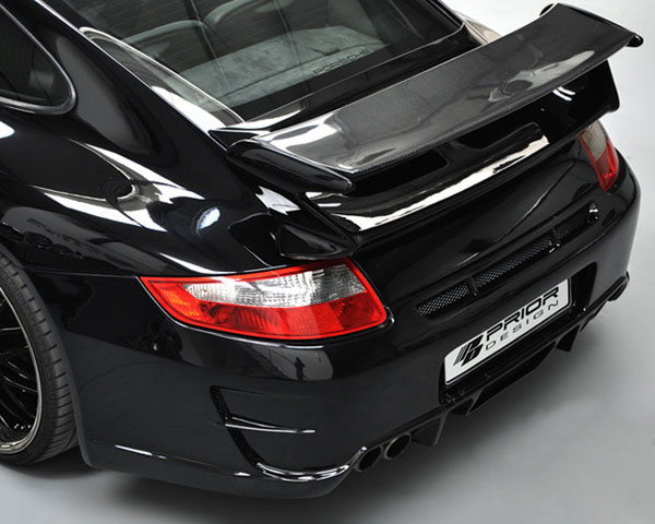 Prior Design Rear Bumper Cover Porsche 997.1 Carrera 05-08 - 4260609893540