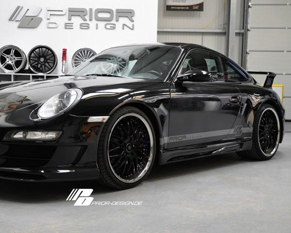 Prior Design Side Skirts Porsche 997.1 Carrera 05-08 - 4260609893557