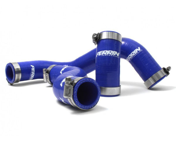 Perrin Performance Radiator Hose Kit Blue Subaru BRZ 13-14