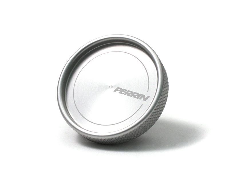 Perrin Performance Silver Oil Fill Cap Subaru BRZ 13-14