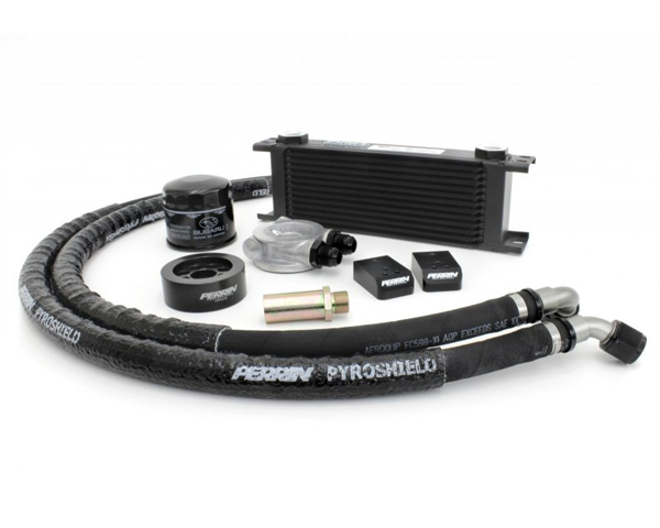 Perrin Performance Oil Cooler Subaru BRZ 13-14 - PSP-OIL-103