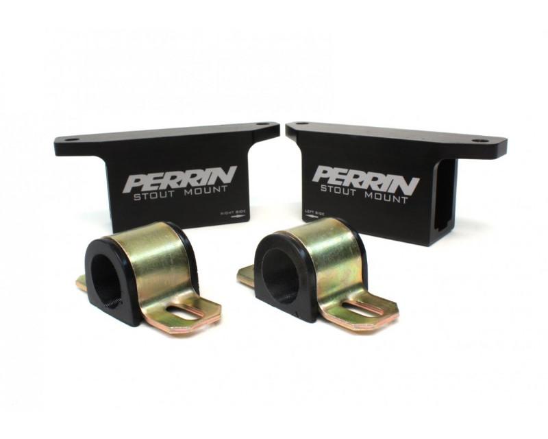 Perrin Performance 19mm Stout Mount Kit Subaru Impreza 93-07