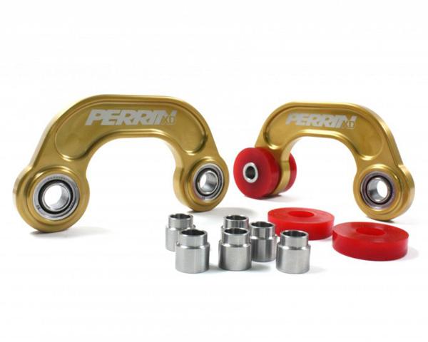 Perrin Performance Rear End Links with Xtreme Duty Bearings Subaru STI 02-07
