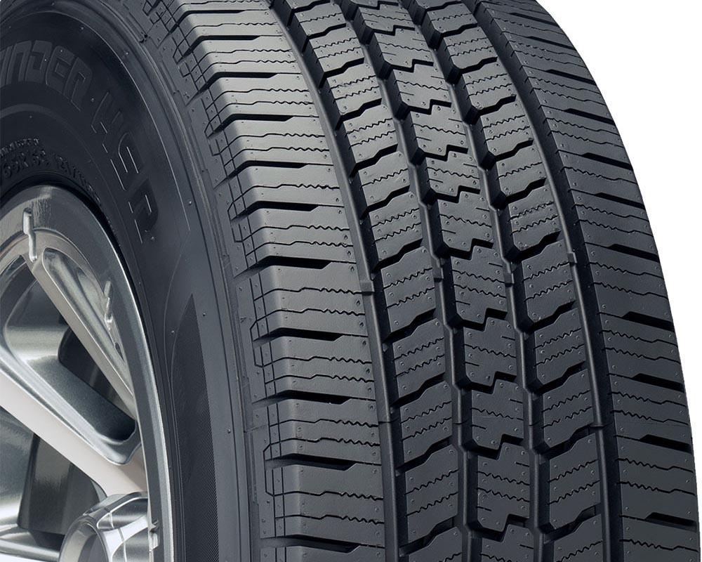 Pathfinder HSR Tire LT245/75 R17 121R E1 BSW - 2020661