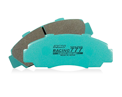 Project Mu Racing 777 Rear Brake Pads Porsche 997 GT3 RSR 07-09 - P7F1070
