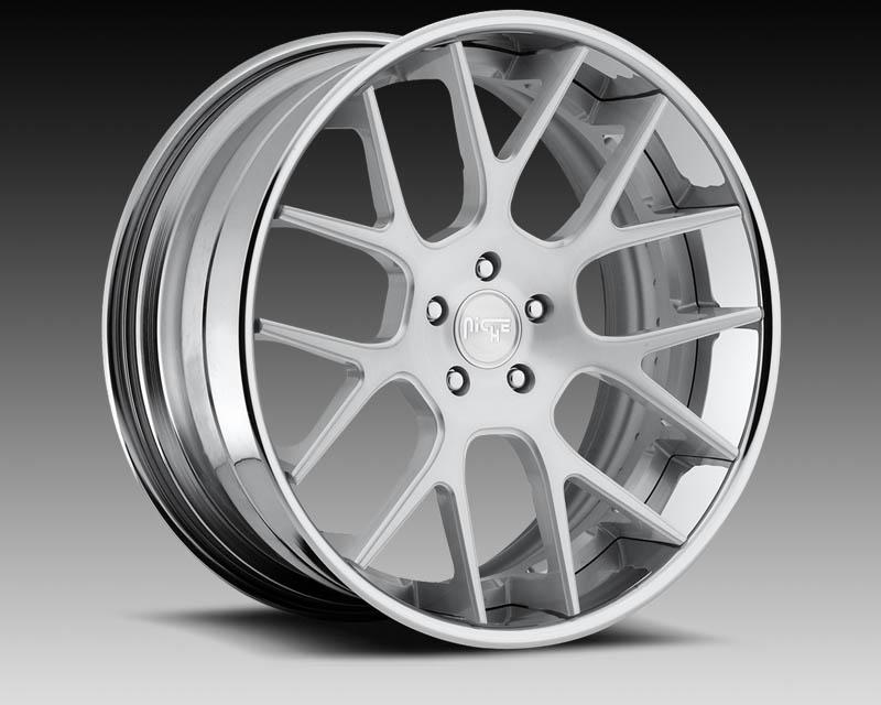 Niche Wheels 3-Piece Series A250 Pulse 22 Inch Wheel