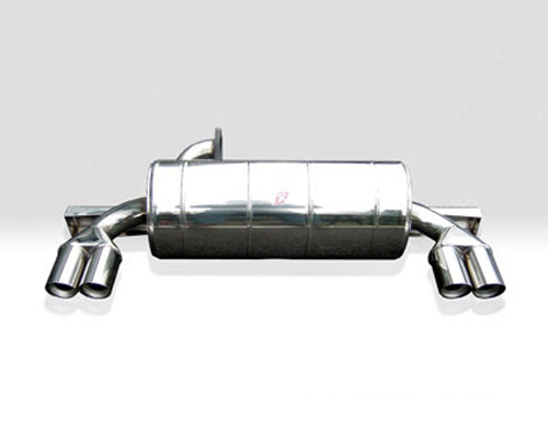 Image of Quicksilver Heritage Sport Stainless Steel Cat-Back Exhaust Ferrari 328 USA Model 87-89