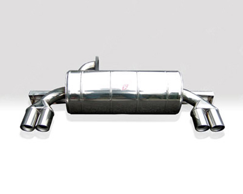 Image of Quicksilver Heritage Sport Stainless Steel Cat-Back Exhaust Ferrari 308 QV USA Model 83-85