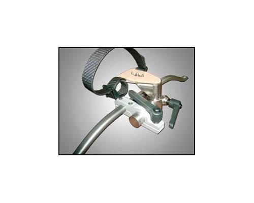 Brey Krause Camera Mount for OEM Luggage Bar Porsche Cayman 05-12 - R-8910