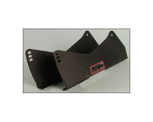 Brey Krause Race Seat Mounts D/S for Recaro Pole Position Porsche Boxster 96-04 | 996 C2/C4 98-05