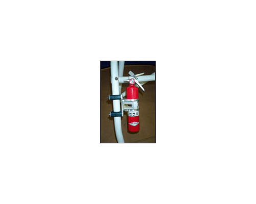 Brey Krause Fire Extinguisher Mount 1.75 Diameter Tubing Universal