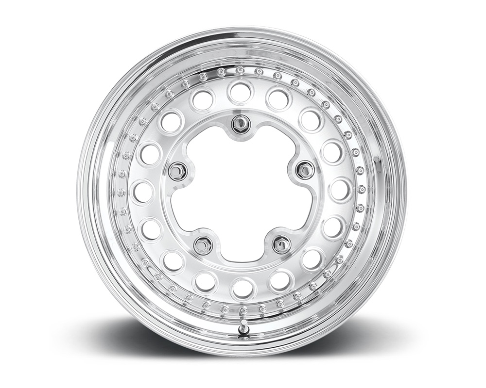 Rotiform 356 2-Piece Forged Welded Flat Wheels - R356-2PCFORGED-FLAT
