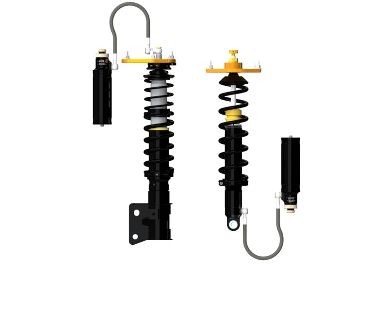 AST 5300 Series Monotube Coilovers w/Springs Subaru STI 08-13 - RAC-S6210S