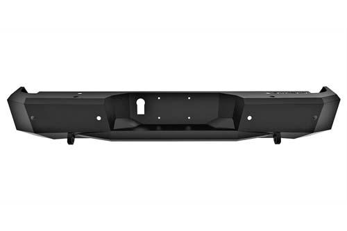 F-150 Raptor Rear Bumper 09-14 Ford F-150 Raptor ECO Boost Sensor Compatible Magnum Series ICI Innovative Creations - RBM46FDN