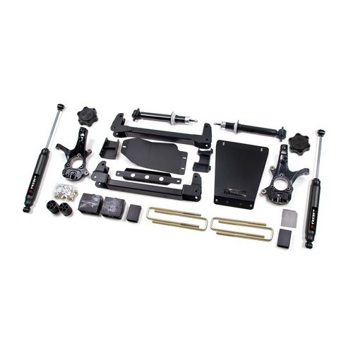 RBP 6.5in. Suspension Lift Kit System GMC K1500 4WD 07-13 - RBP-LK125-65