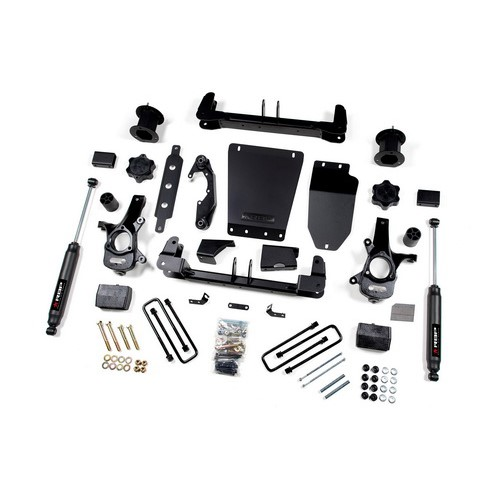 RBP 4.5in. Suspension Lift Kit GMC K1500 4WD 14-18 - RBP-LK126-45CS
