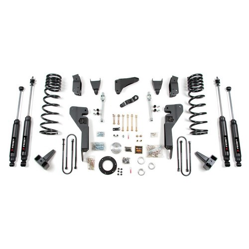 RBP 8in. Suspension Lift Kit System Dodge 2500/3500 4WD 09-13 - RBP-LK217-80